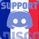icon Discord support fr