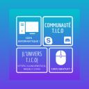 icon Communauté T.I.C.O  📚|Lunivers T.I.C.O|📚