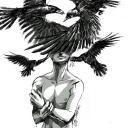 Icône Royaume Du Corbeau