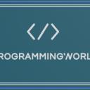 icon Programming world - main server