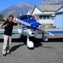 icon David le nettoyeur d'avion