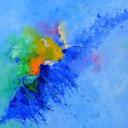 icon Carré bleu