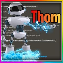 serveur Thom Bot Serveur