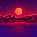 icon Nuit etoilée