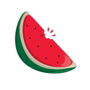 icon 🍉 mwlon - réseau social | by ly'corp