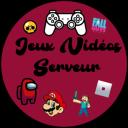 Icône Jeux Vidéos Serveur
