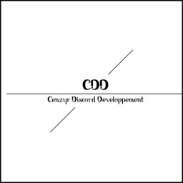 icon Cenzyr discord developpement