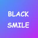 Icône 📈▫black smile ©