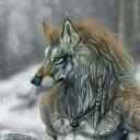 icon 🐺Le paysage d'un loup