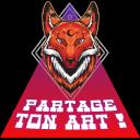 Icône Partage ton art !