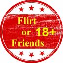 icon Flirt or Friends 18+ - international Community