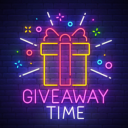 icon 🎉 » giveaway time