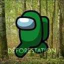 Icône Déforestation