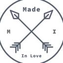 Icône Made in love