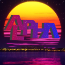 Icône Alpha