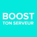 Icon Boost ton serveur