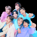 icon BTS ARMY French Server