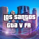 Icône LOS SANTOS GTA V FR