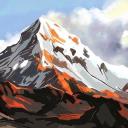 Serveur La Montagne