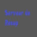 Icône Serveur de Récup