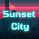Icône Sunset City・🌃