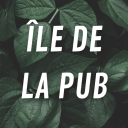 Icône LÎle de la pub