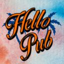 Icon Hello Pub!