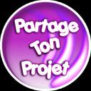 Icône 📣・Partage Ton Projet