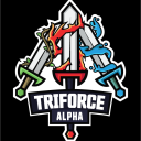 Icône Triforce Alpha