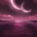 Icône Pink Moon 🌙・ #Lundi