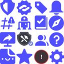 Icône Discord Emotes Pack