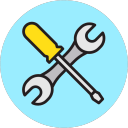 Icon We create the server for you !