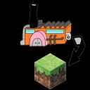 Icon Fabrique à Serveur‖Minecraft