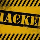Icône Attention hack