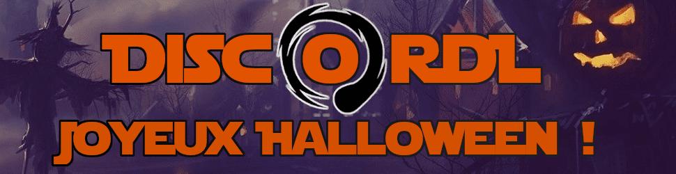 DiscordL vous souhaite un joyeux Halloween :)